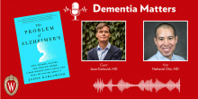Dementia Matters promo for The Problem of Alzheimer's book